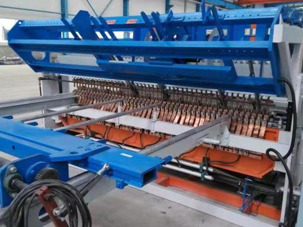 煤矿支护网排焊机