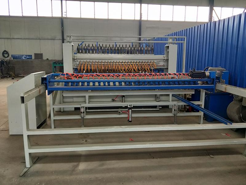 6-12mm钢筋网排焊机